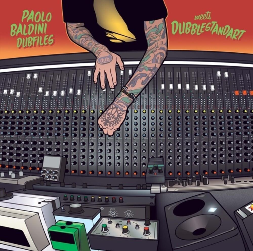 Paolo Baldini DubFiles - Dub Me Crazy