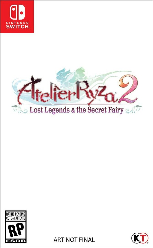 Swi Atelier Ryza 2: Lost Legends & the Secret - Atelier Ryza 2: Lost Legends & the Secret Fairy for Nintendo Switch