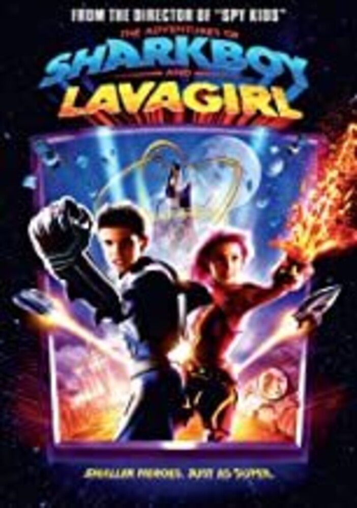 David Arquette - Adventures Of Sharkboy & Lavagirl / (Amar Sub Ws)