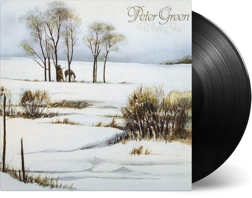Peter Green - White Sky (Blk) [180 Gram] (Hol)