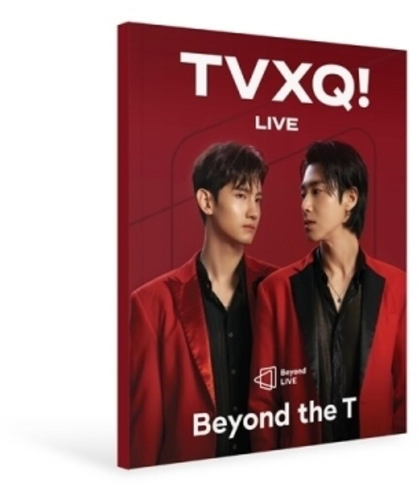 Tvxq! - Beyond Live Brochure Tvxq! (Beyond The T) (Phot)