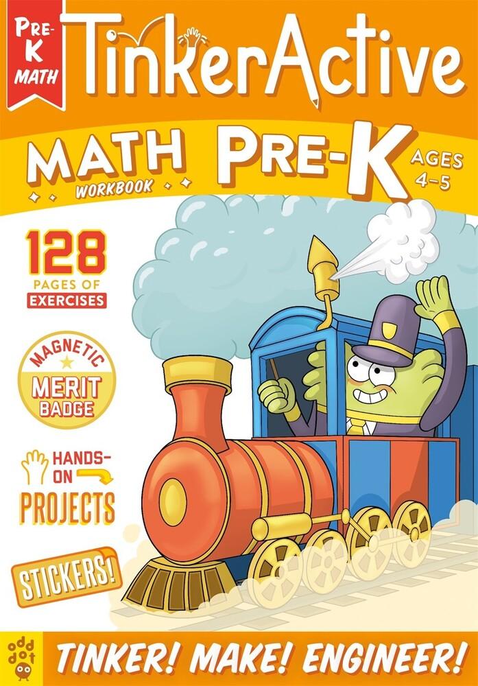 - Tinkeractive Workbooks: Pre-K Math