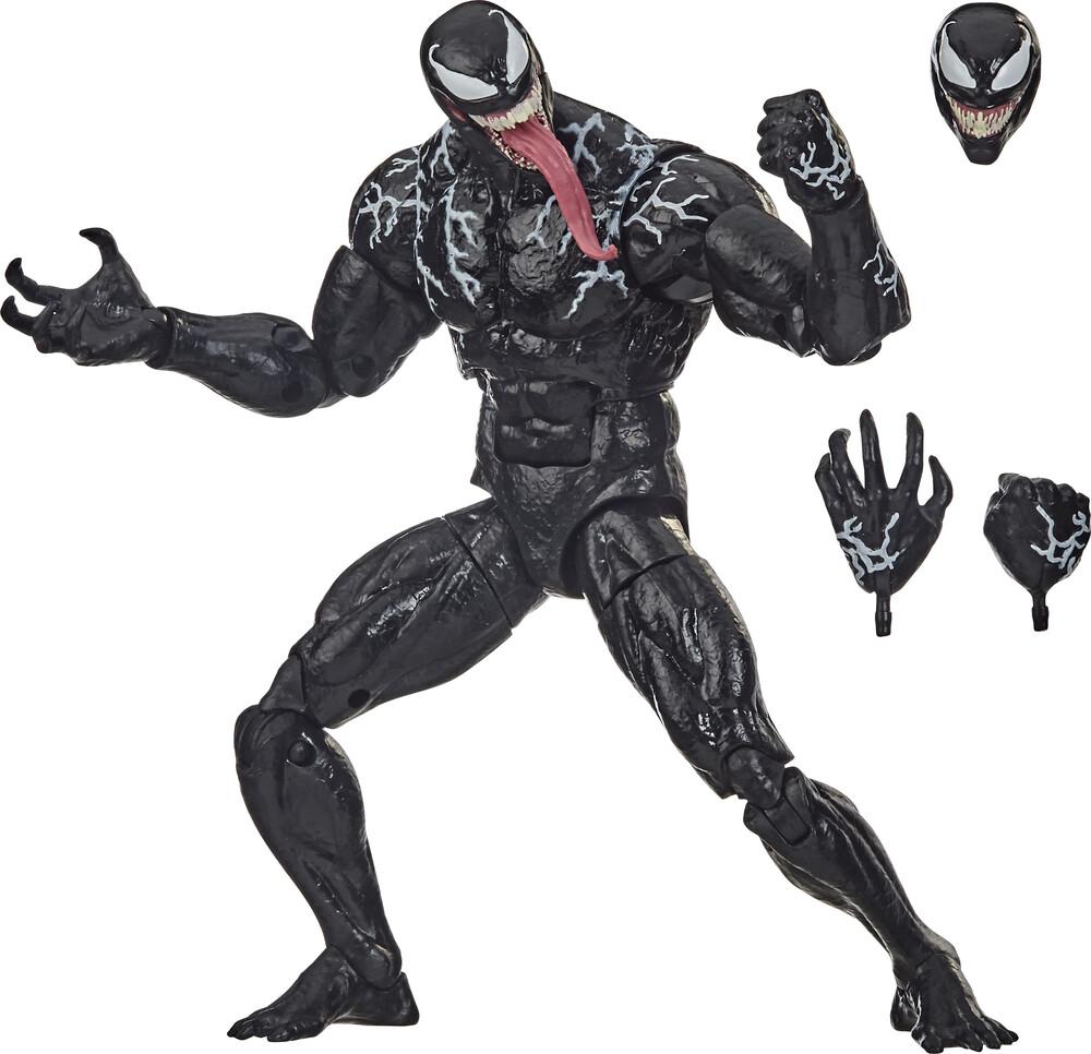 Mvl Venom Legends Bob - Hasbro Collectibles - Marvel Legends Venom