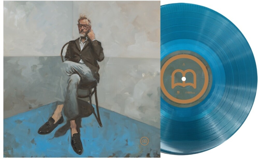 Matt Berninger - Serpentine Prison [Indie Exclusive Limited Edition Translucent Sea Blue LP]