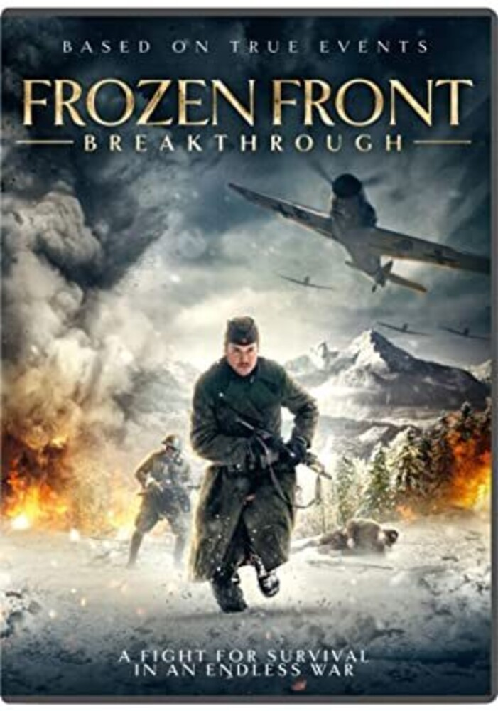 Frozen Front: Breakthrough DVD - Frozen Front: Breakthrough