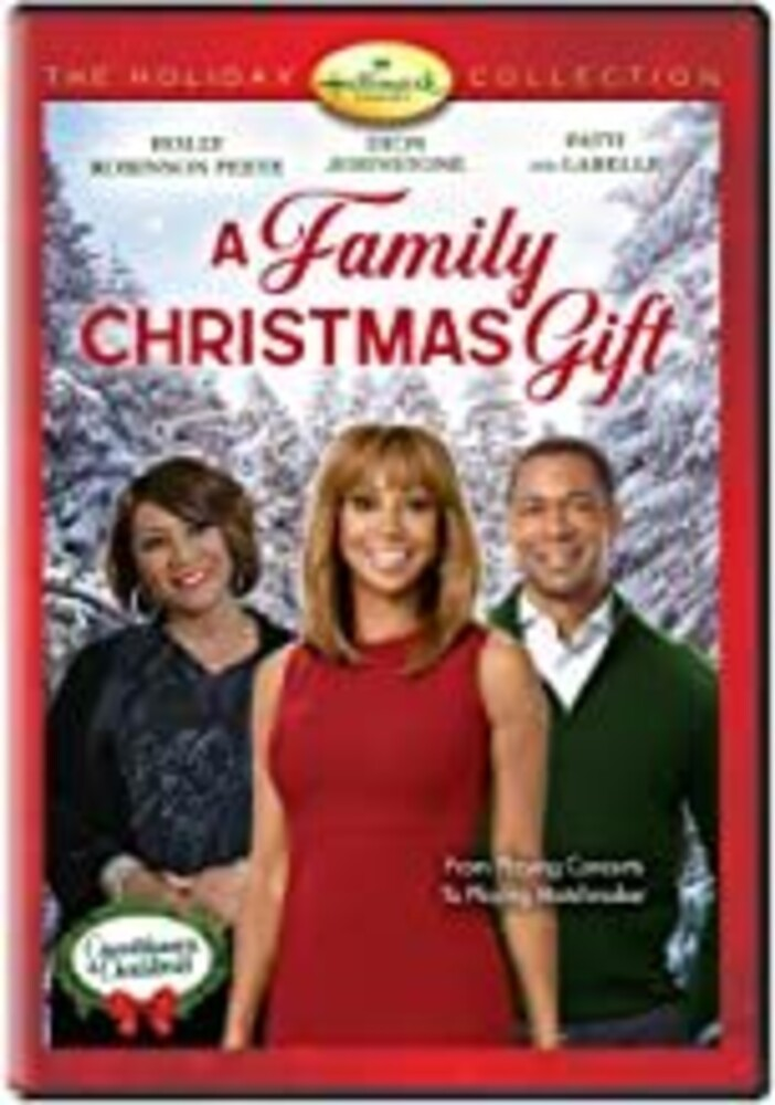 Family Christmas Gift, a DVD - A Family Christmas Gift