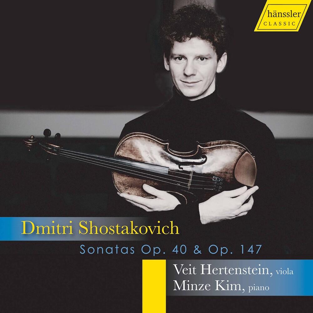 Shostakovich / Herteinstein / Kim - Sonatas 40 & 147