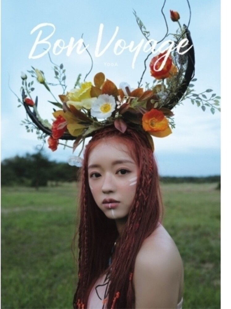 Yooa - Bon Voyage (Pcrd) (Phob) (Phot) (Asia)