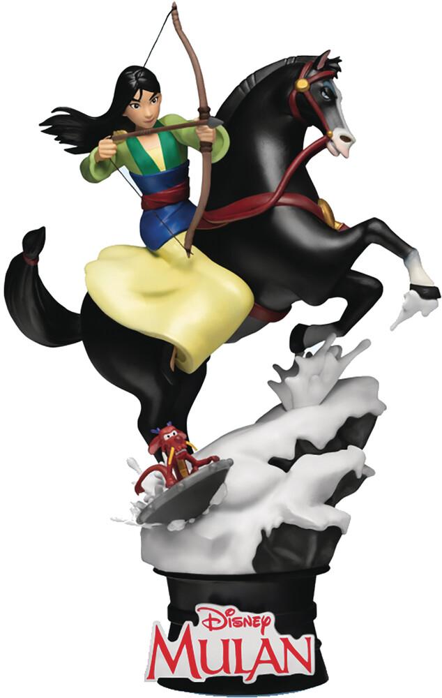 Beast Kingdom - Beast Kingdom - Disney Classic Mulan DS-055 D-Stage Series 6 Statue
