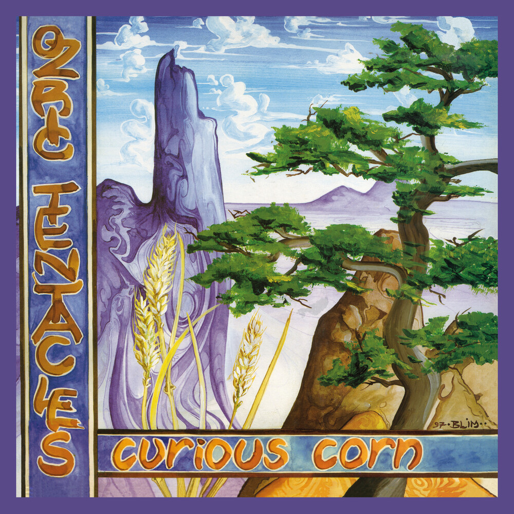 Ozric Tentacles - Curious Corn (2020 Ed Wynne Remaster) [180 Gram] (Purp)