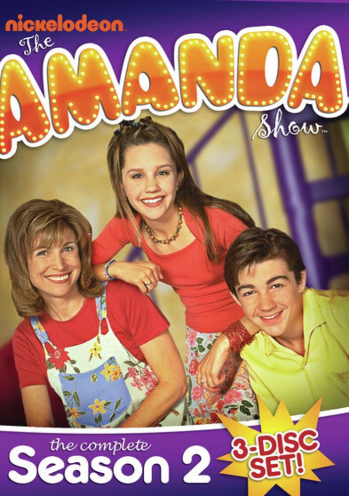 - Amanda Show: Season 2 (3pc) / (Mod)