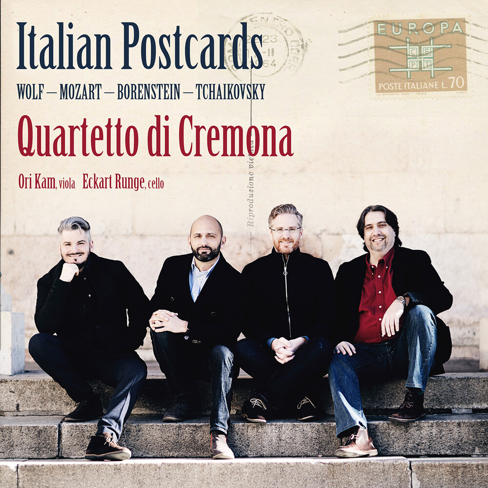 Quartetto di Cremona - Italian Postcards / Various