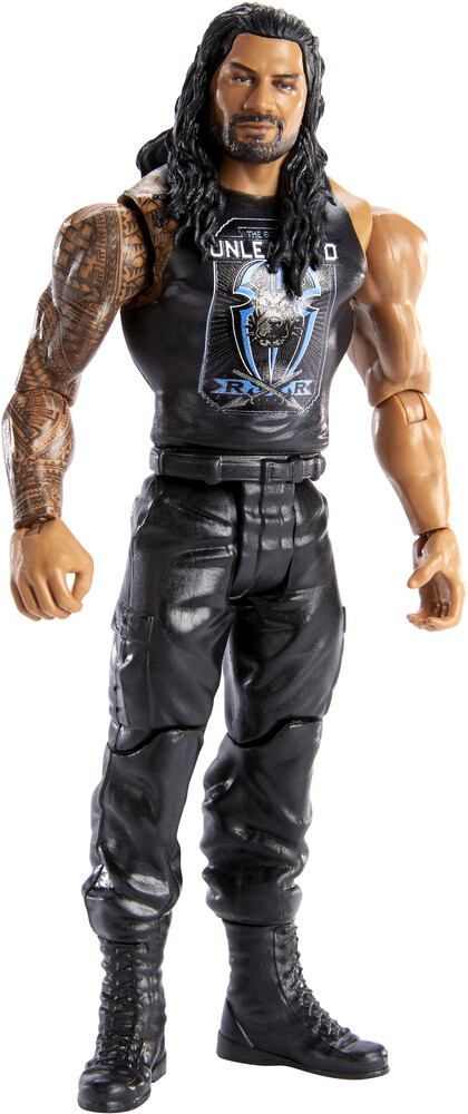 - Mattel Collectible - WWE Top Pick Action Figure Roman Reign