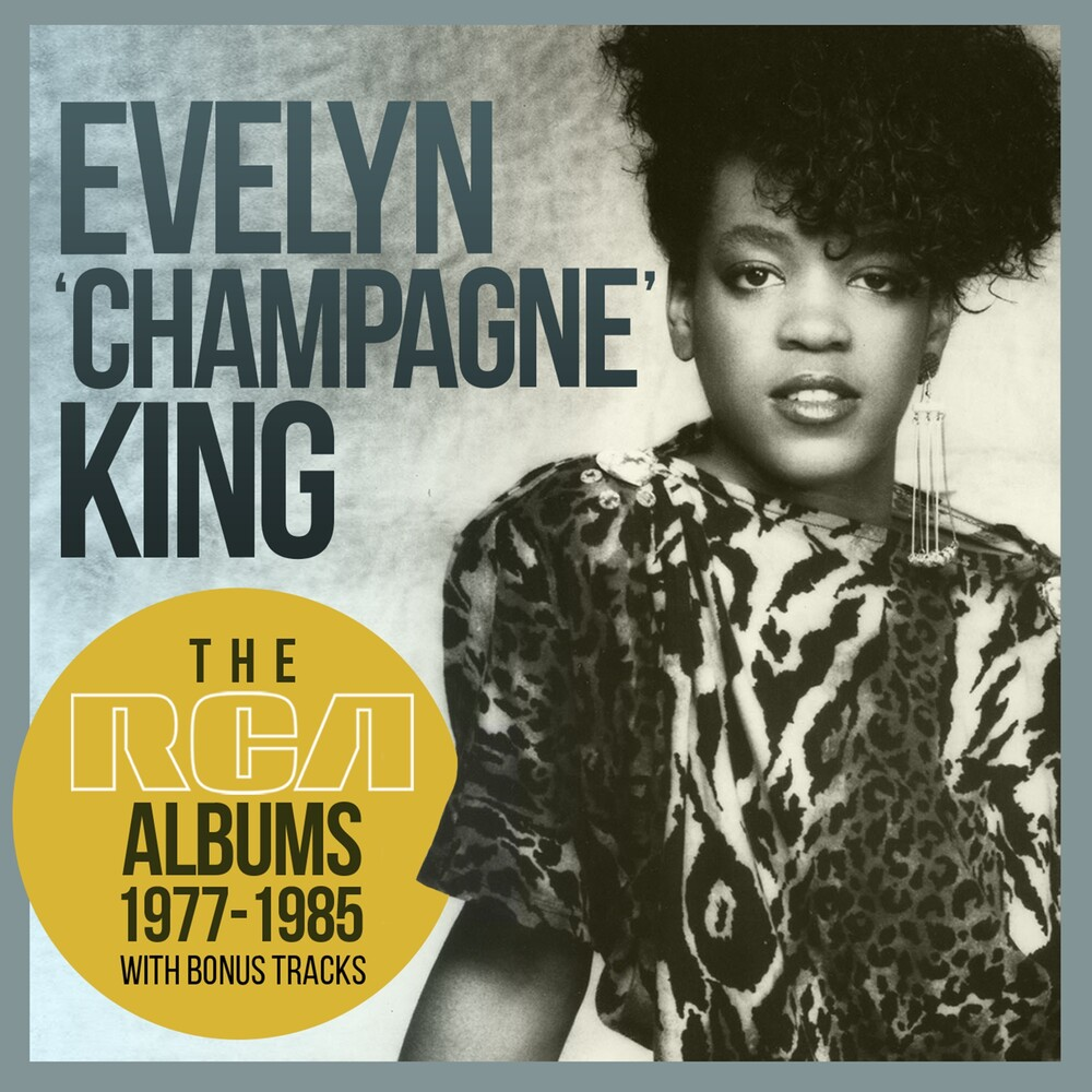 Evelyn King Champagne - Rca Albums 1977-1985 Boxset (Box) (Uk)