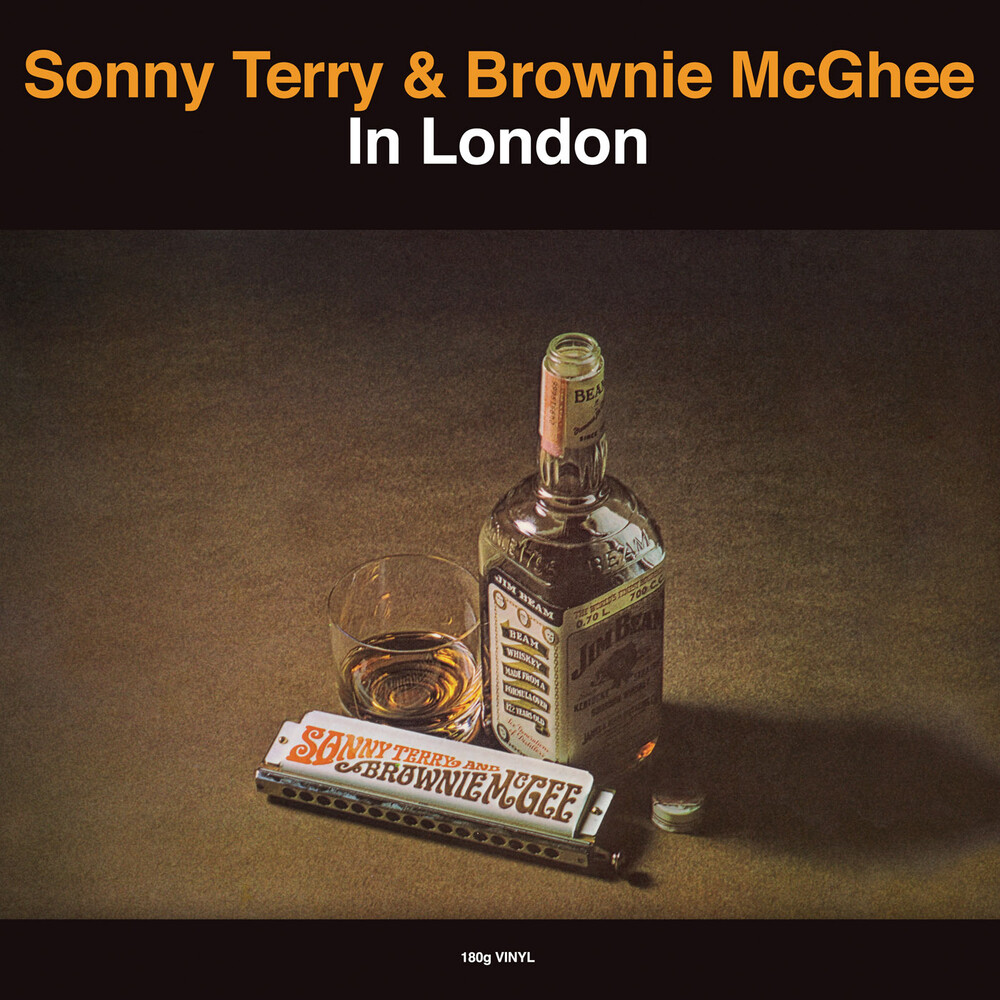Sonny Terry / Mcghee,Brownie - In London (Ogv) (Uk)