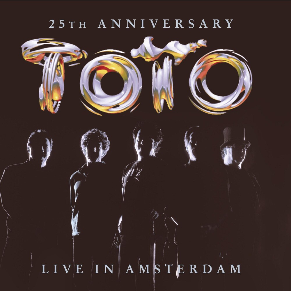 Toto - Live In Amsterdam (W/Cd)