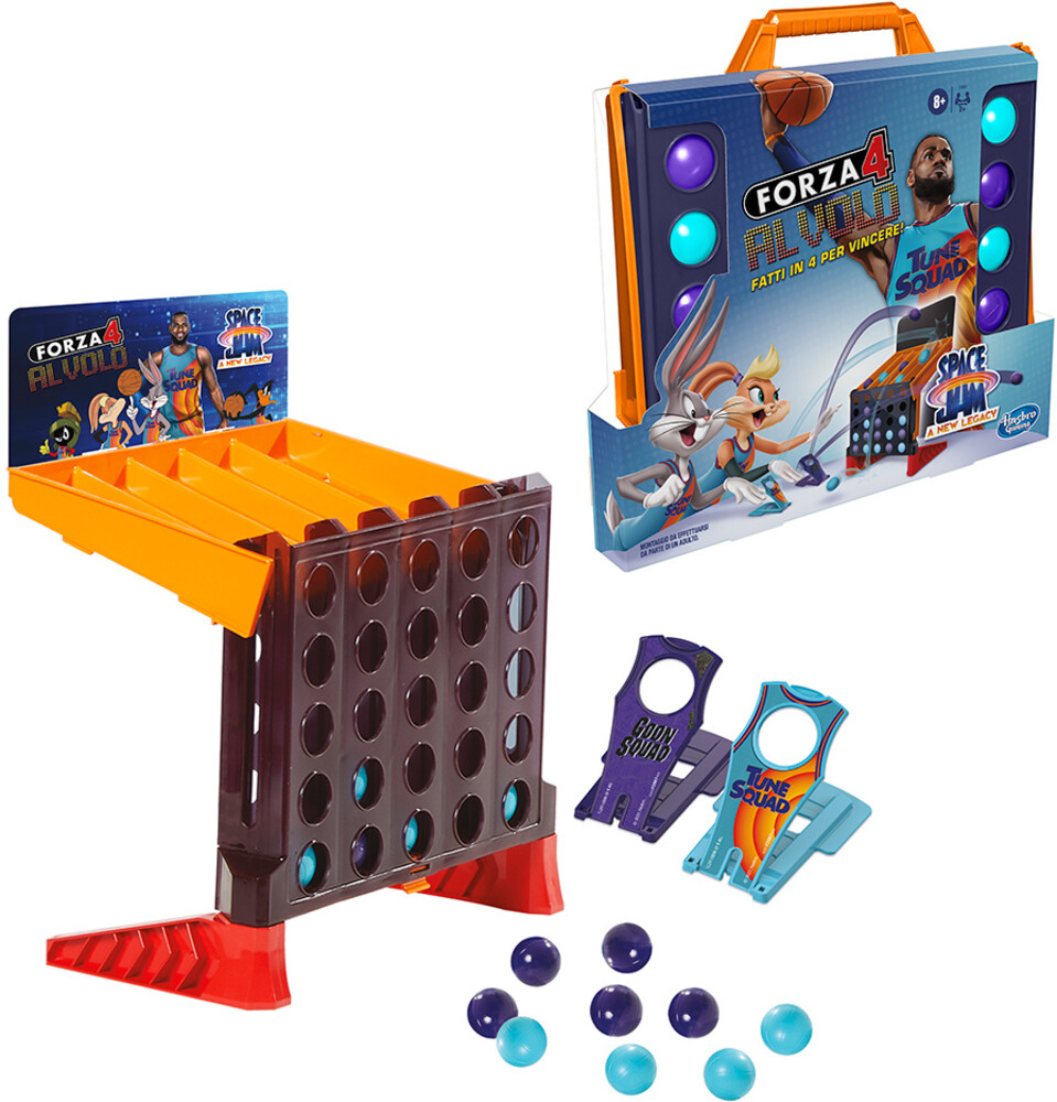 - Hasbro Gaming - Space Jam 2 Connect 4 Shots