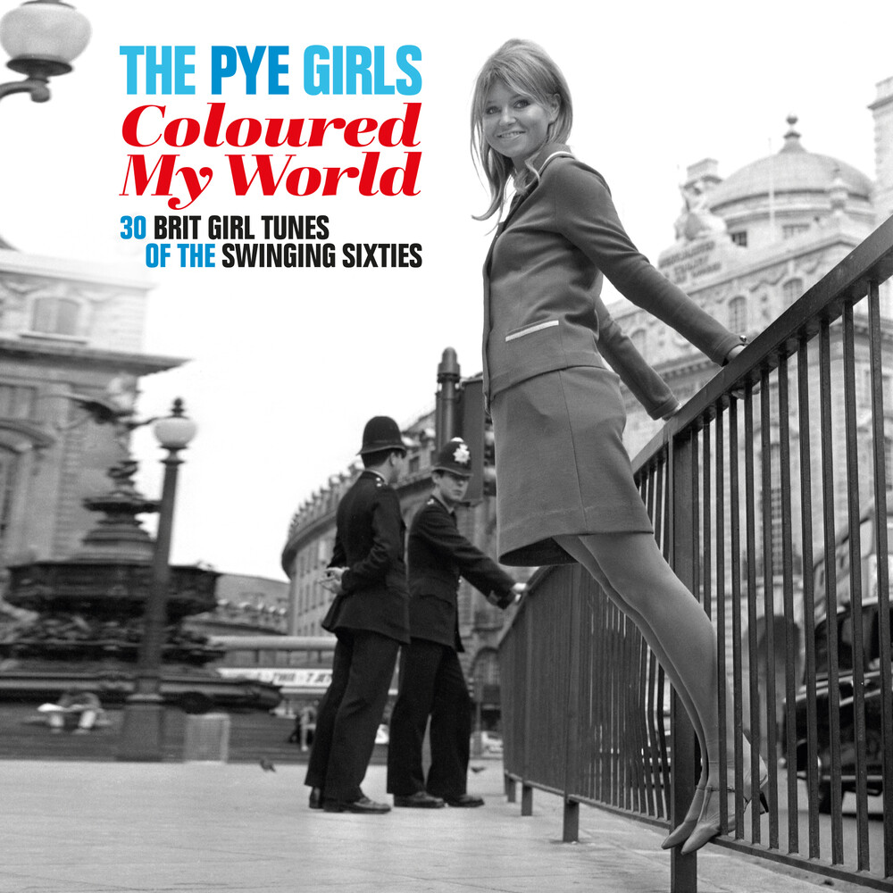 Pye Girls Coloured My World / Various - Pye Girls: Coloured My World / Various (Hol)