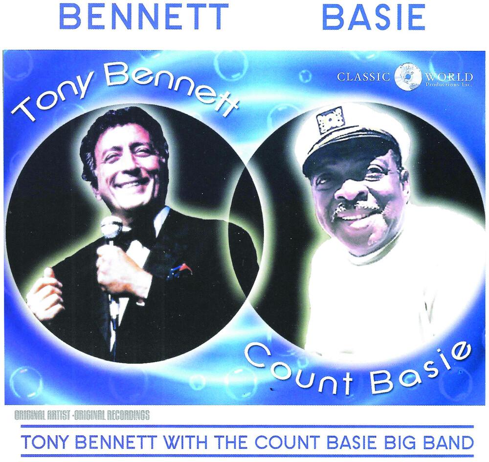 Tony Bennett & Count Basie - Tony Bennett & Count Basie