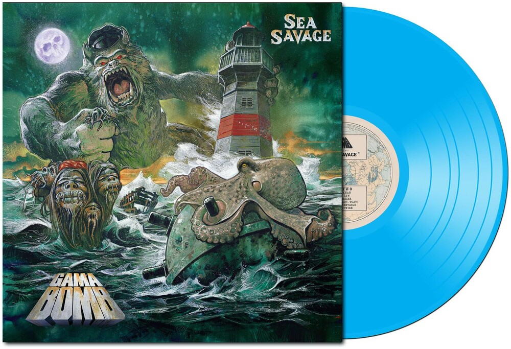 Gama Bomb - Sea Savage