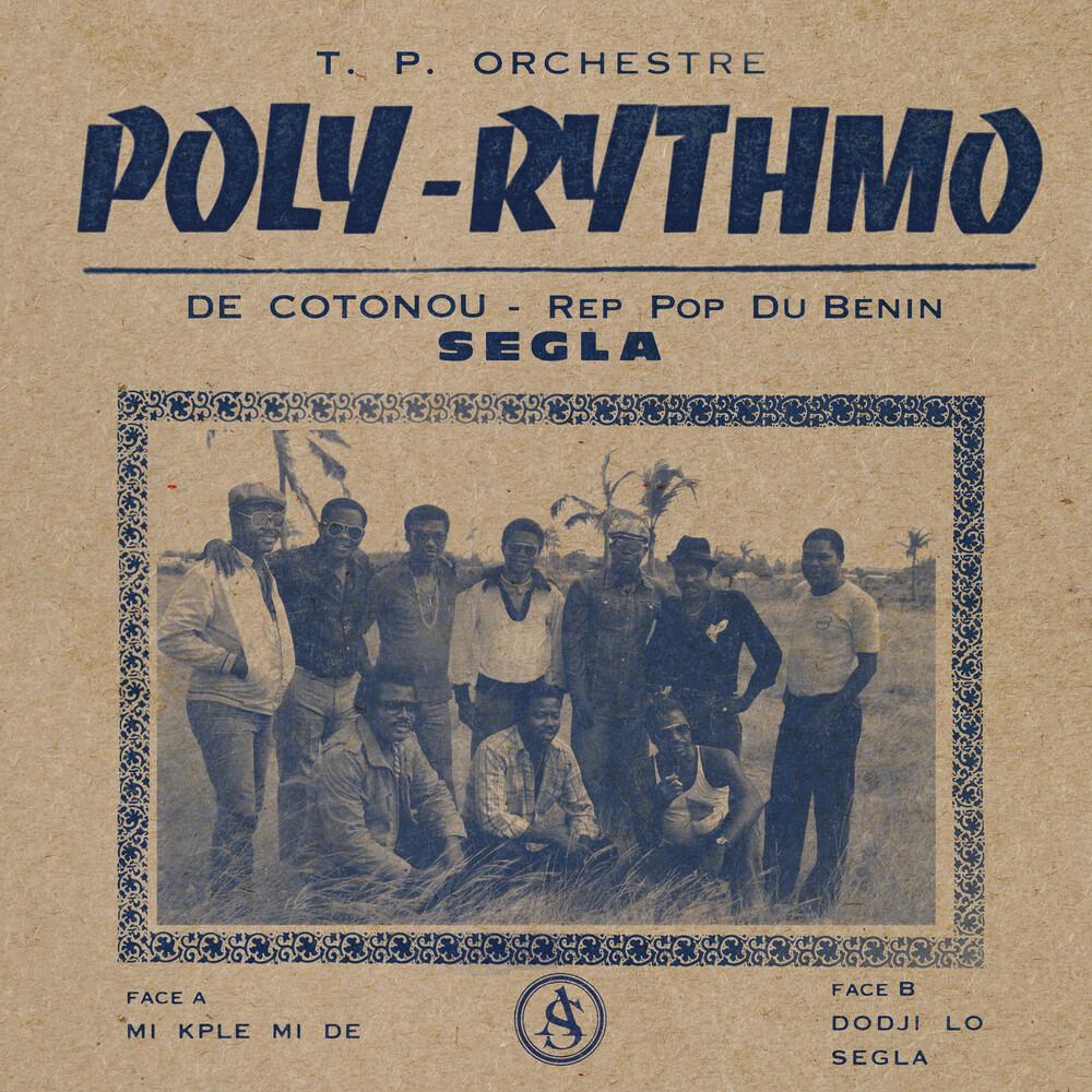 TP Orchestre Poly-Rythmo De Cotonou - Segla