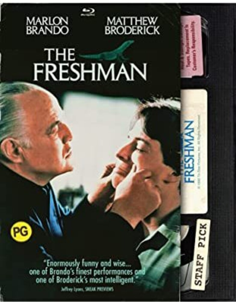 Freshman - The Freshman (Retro VHS Packaging)