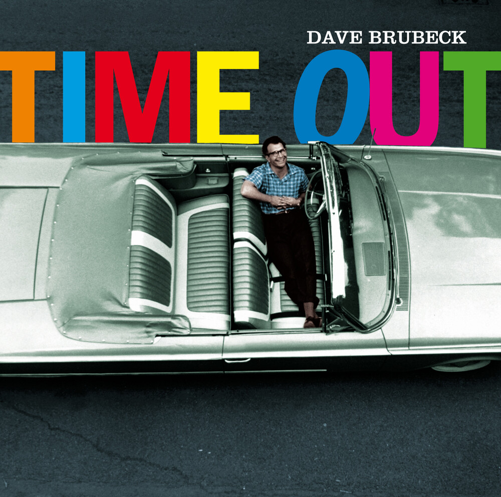 Dave Brubeck - Time Out / Countdown Time In Outer Space