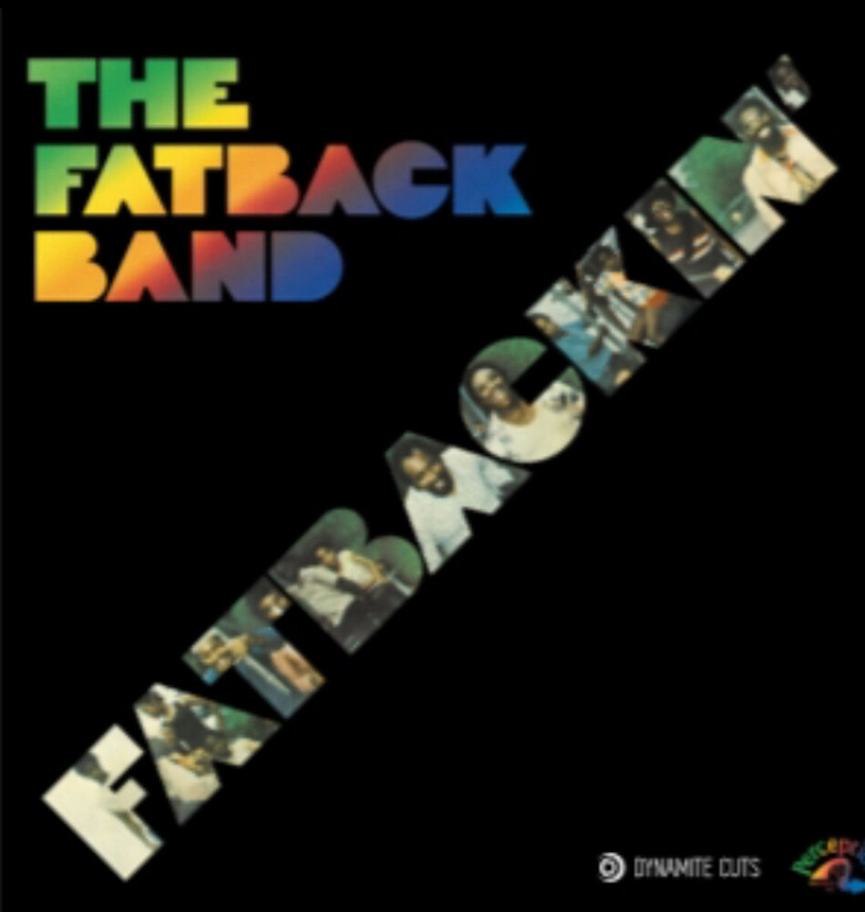 Fatback Band - Fatbackin [Limited Edition]