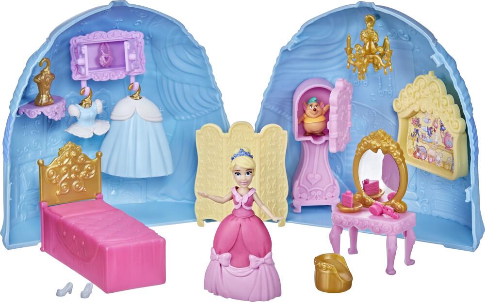 - Dpr Core Sd Cinderella Playset (Afig) (Clcb)