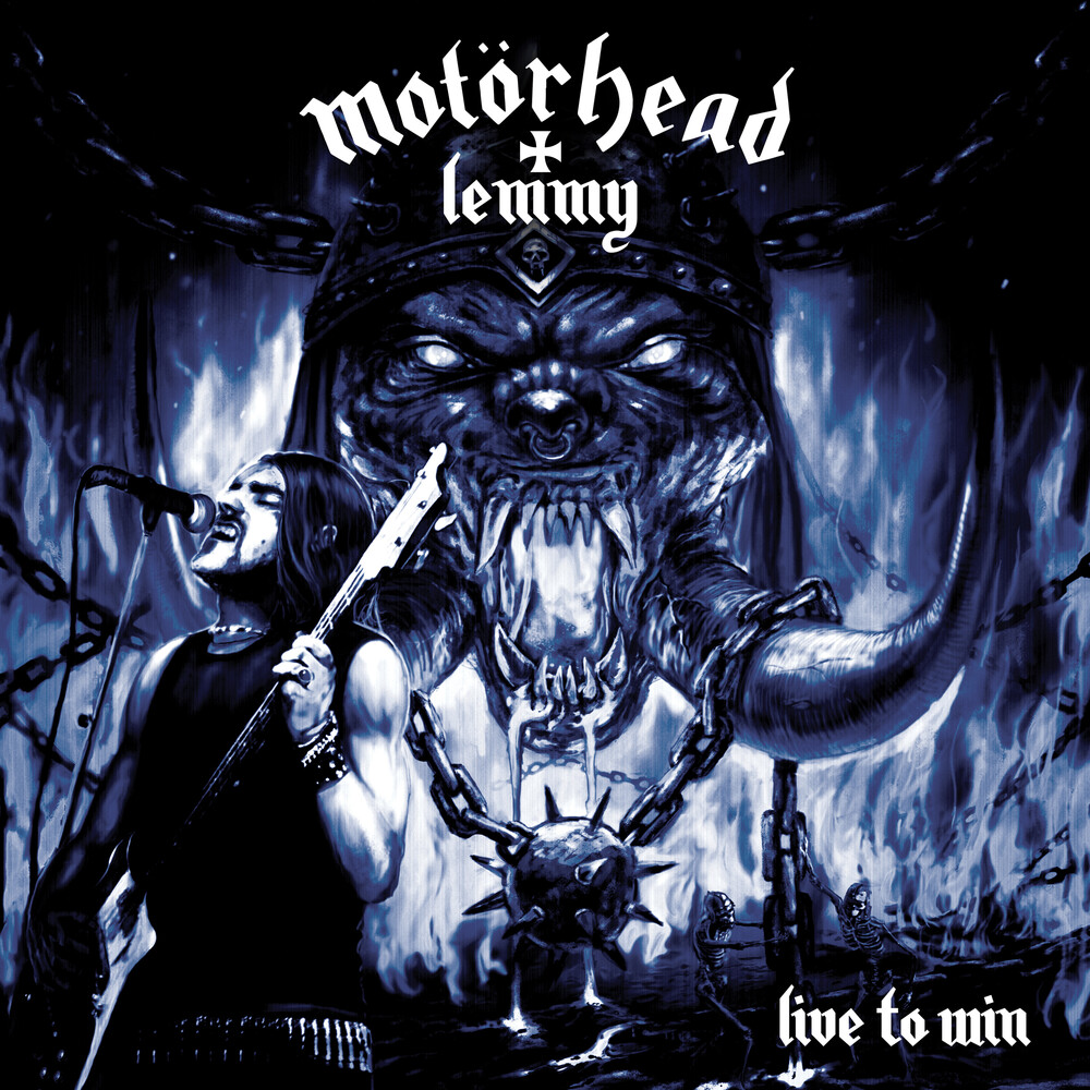 Motorhead - Live To Win [Deluxe Colored LP]