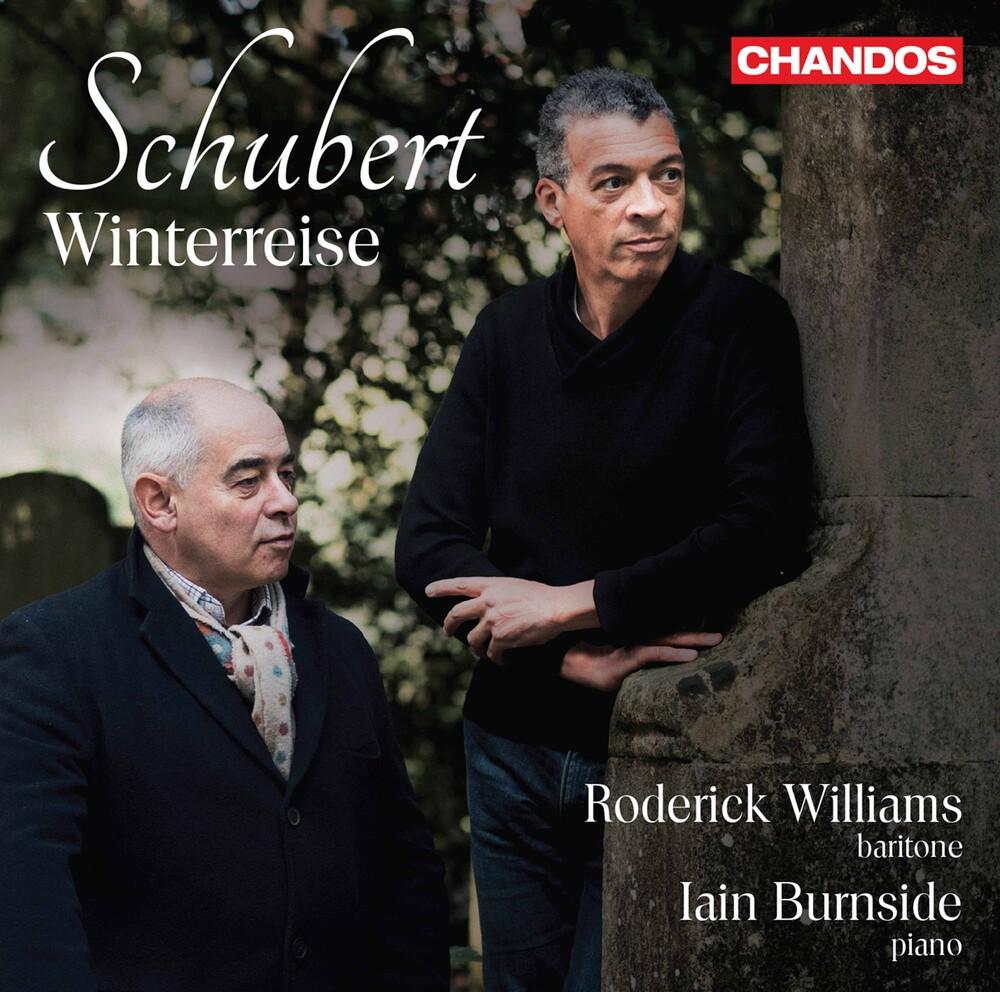 Schubert / Williams / Burnside - Winterreise