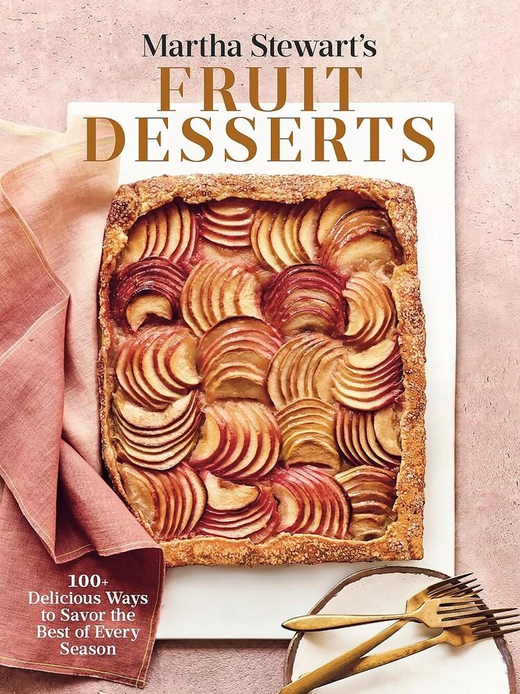 Editors of Martha Stewart Livi - Martha Stewart's Fruit Desserts