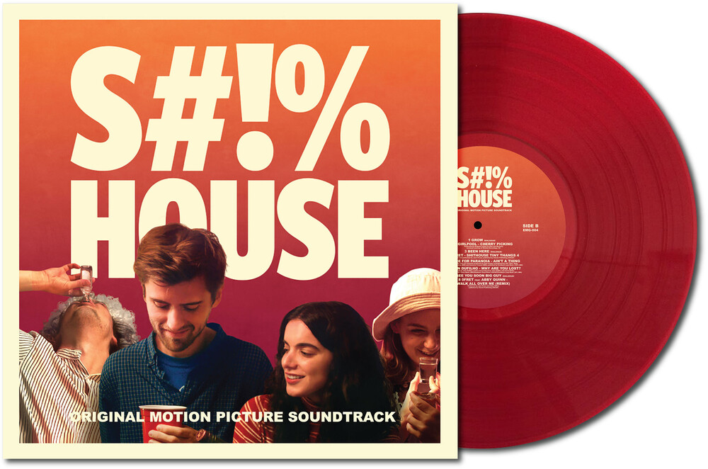 Shithouse / O.S.T. (Colv) - Shithouse / O.S.T. (Colored Vinyl) [Colored Vinyl]