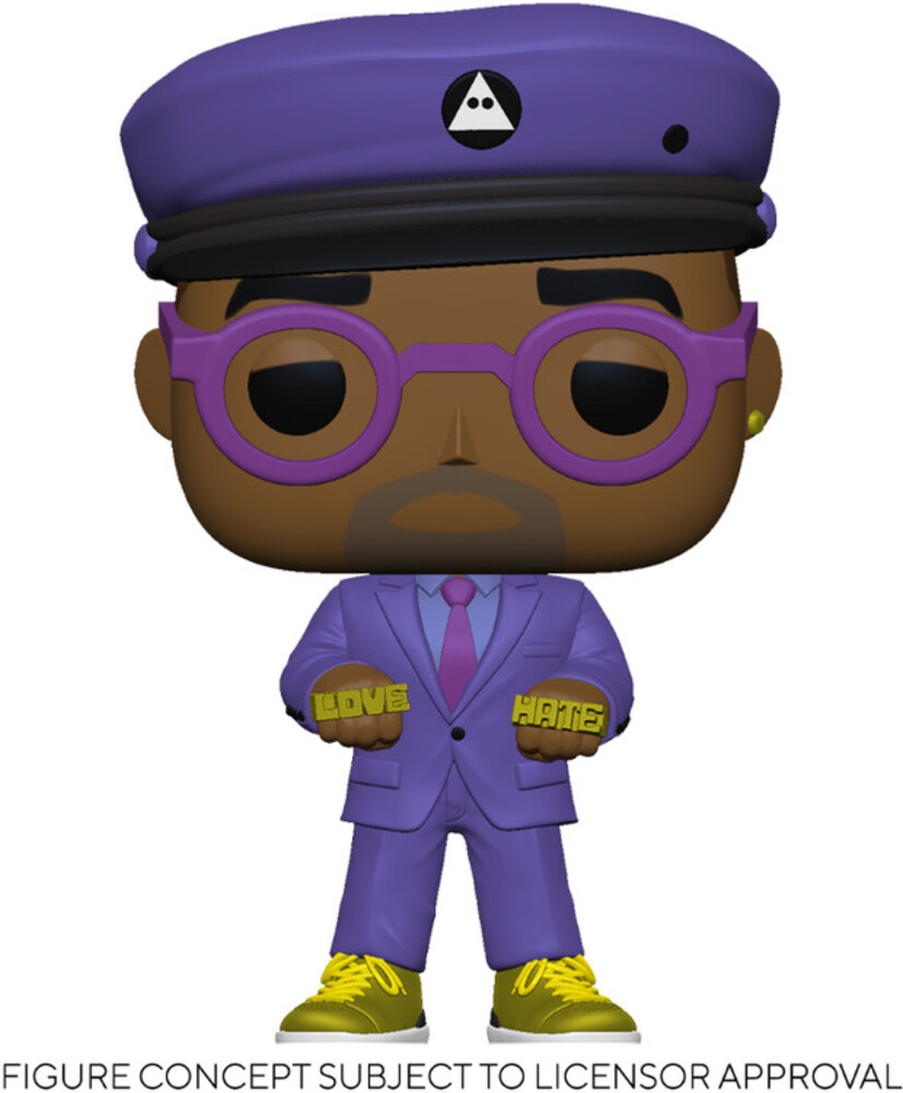- FUNKO POP! DIRECTORS: Spike Lee (Purple Suit)