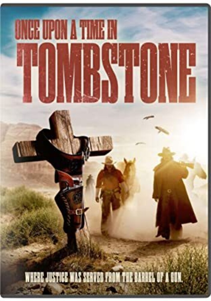 Once Upon a Time in Tombstone DVD - Once Upon a Time in Tombstone