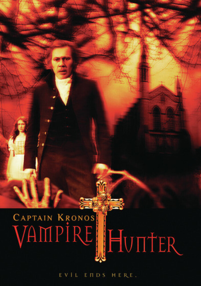 Captain Kronos: Vampire Hunter - Captain Kronos: Vampire Hunter / (Mod Mono)
