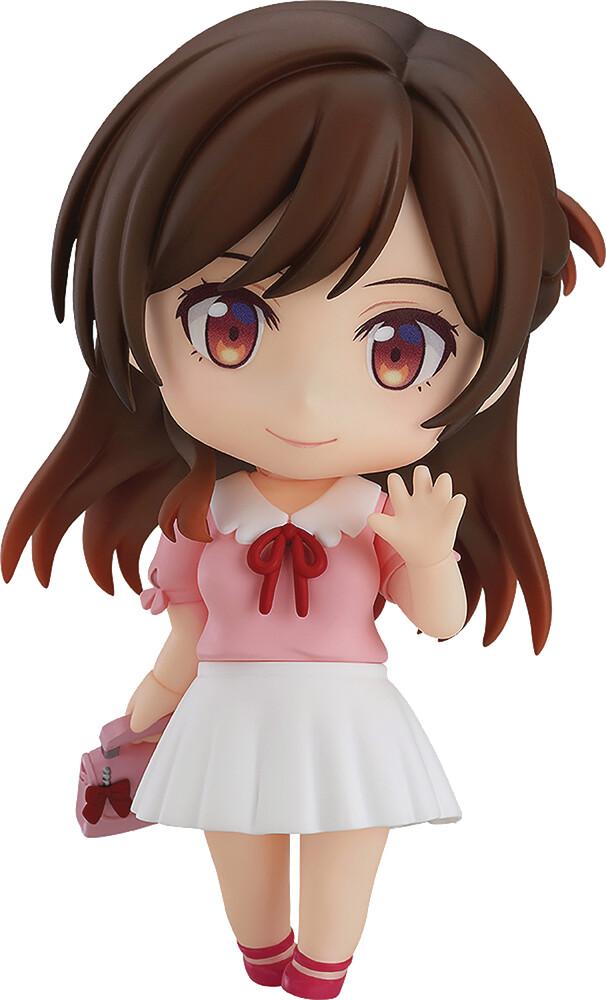 Good Smile Company - Good Smile Company - Rent A Girlfriend Chizuru Mizuhara NendoroidAction Figure