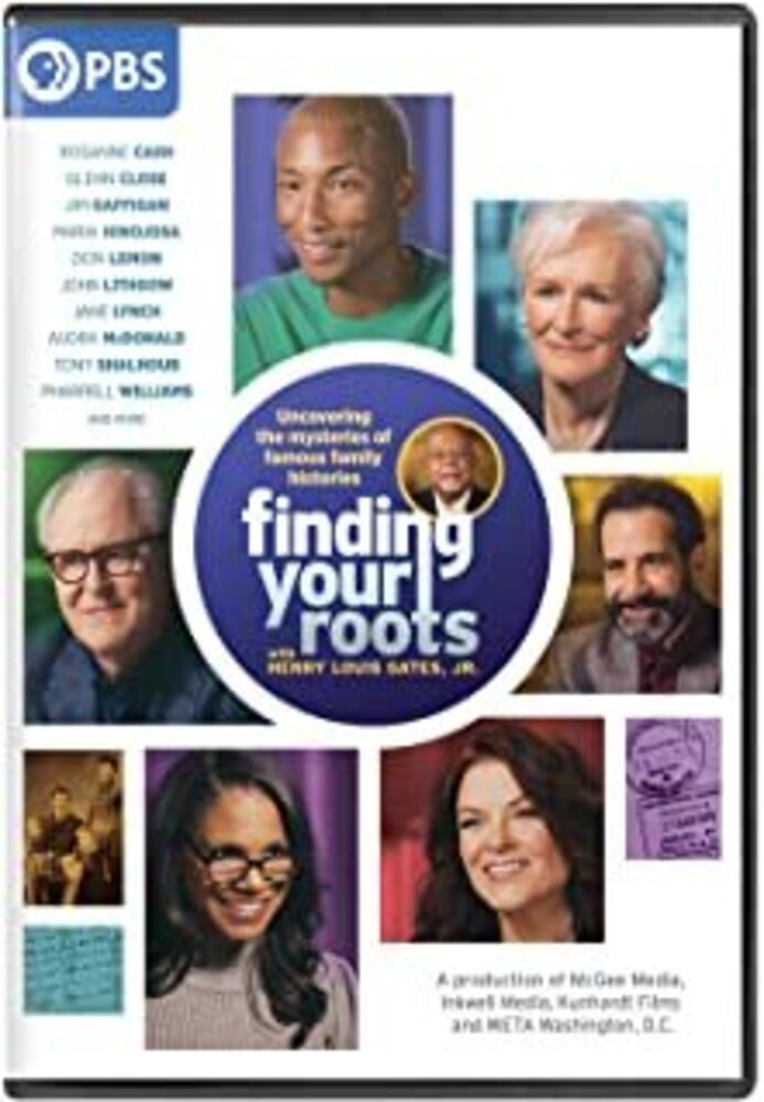 - Finding Your Roots: Season 7 (3pc) / (3pk)