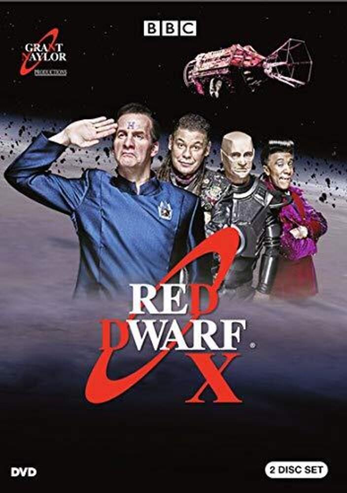 Red Dwarf - Red Dwarf: X