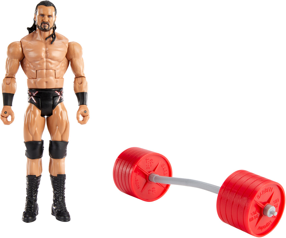 WWE - Mattel Collectible - WWE Wrekkin' Figure Drew McIntyre