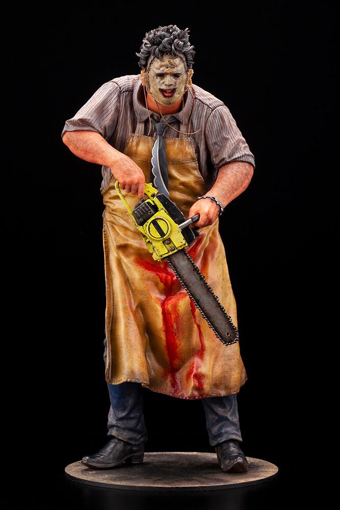 - Kotobukiya - Texas Chainsaw Massacre (1974) - Leatherface ARTFX Statue