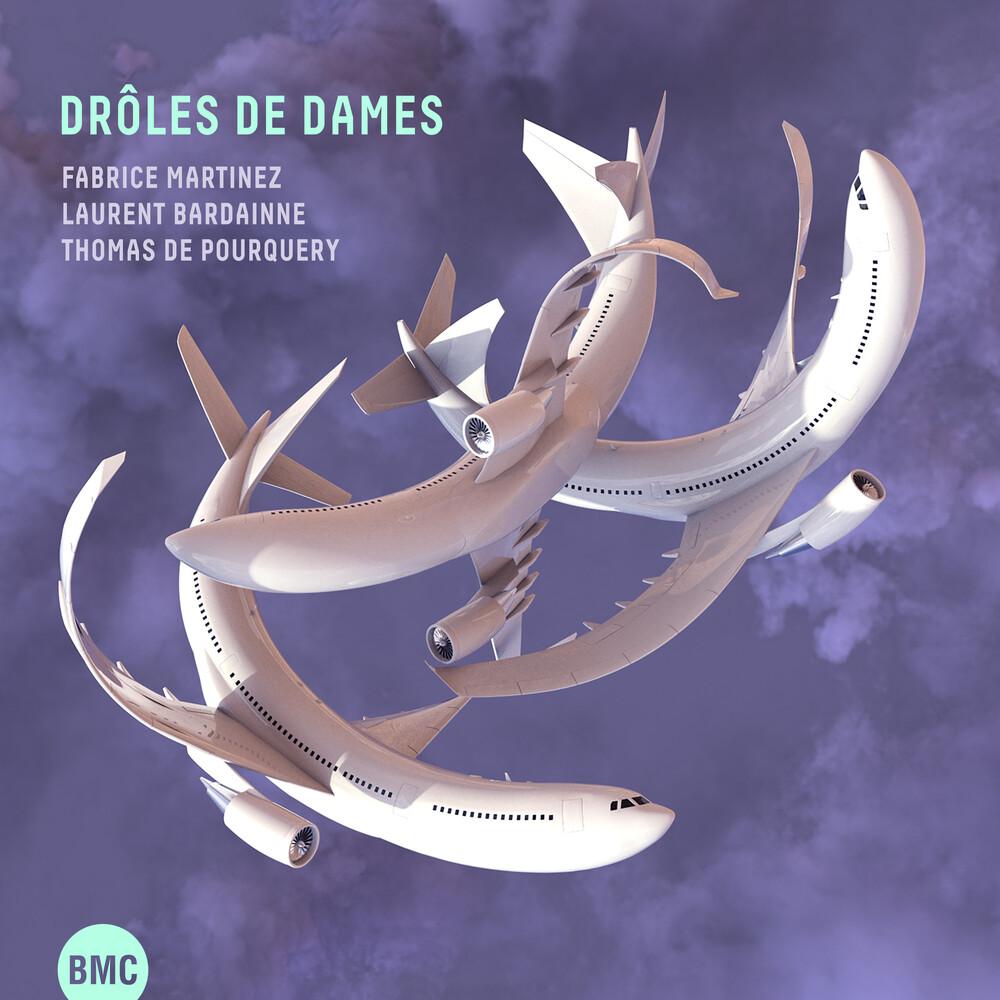 Fabrice Martinez - Droles De Dames