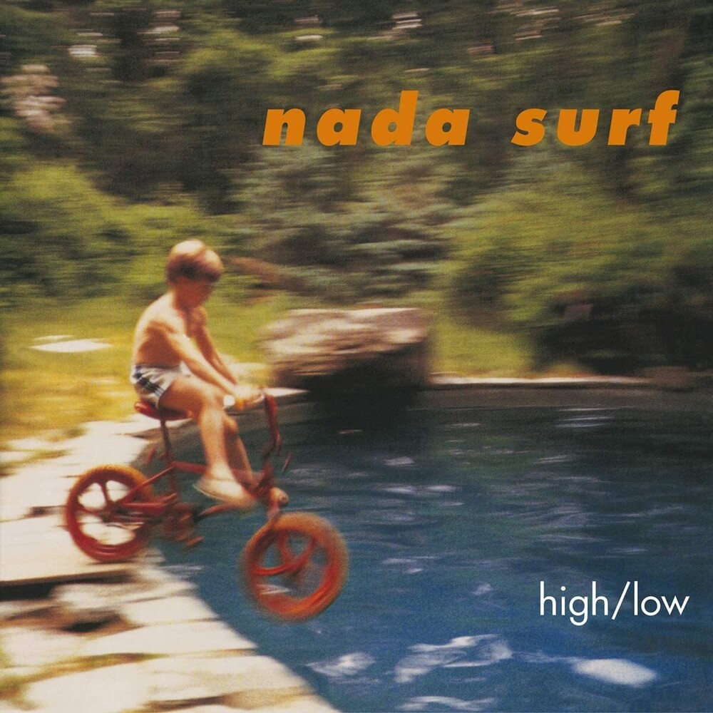 Nada Surf - High/Low [Limited 180-Gram Gold Colored Vinyl]