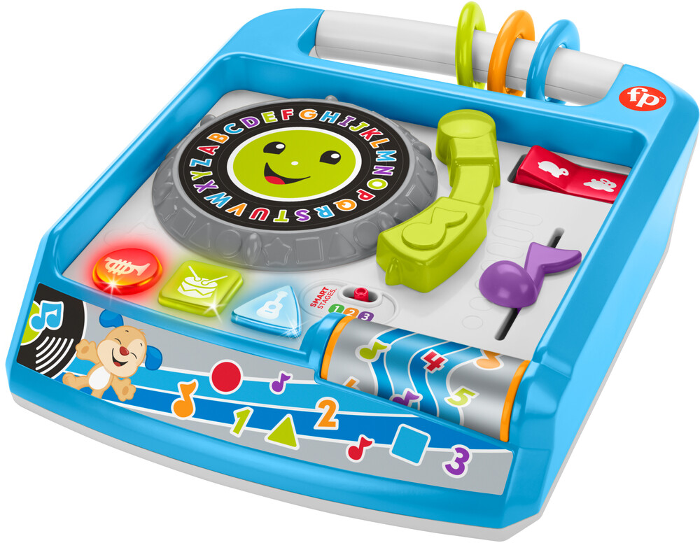 - Fisher Price - Laugh N Learn Retro Record Player