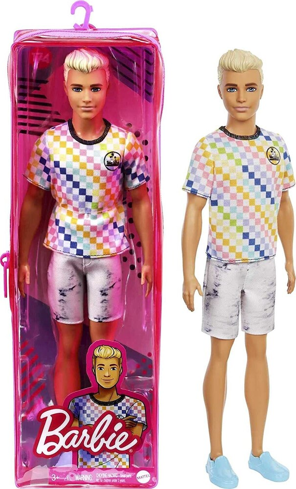 - Mattel - Barbie Ken Fashionista Doll 4