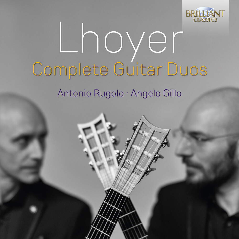 Lhoyer / Rugolo / Gillo - Complete Guitar Duos (Box)