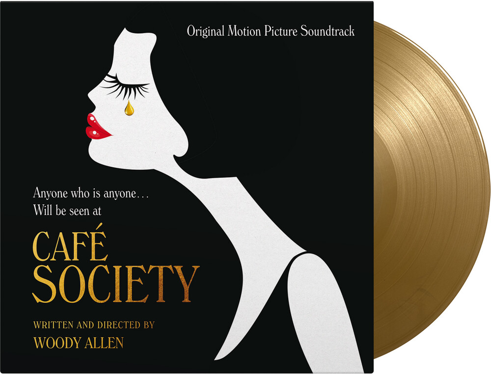 Cafe Society / Various (Gol) (Ogv) - Cafe Society / O.S.T. (Gol) [180 Gram]