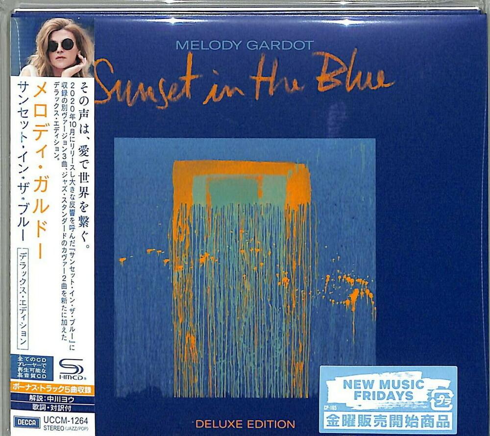 Melody Gardot - Sunset In Blue (Spec) (Shm) (Jpn)