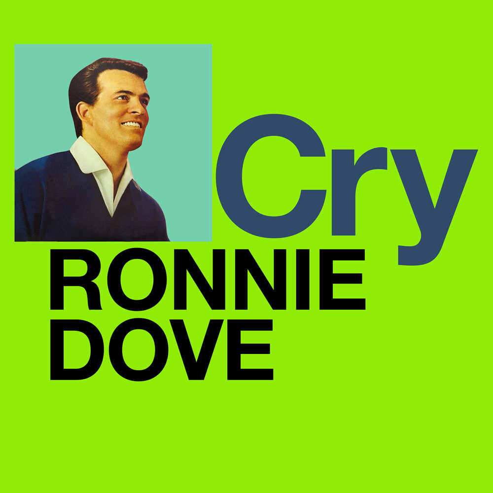 Ronnie Dove - Cry (Mod)