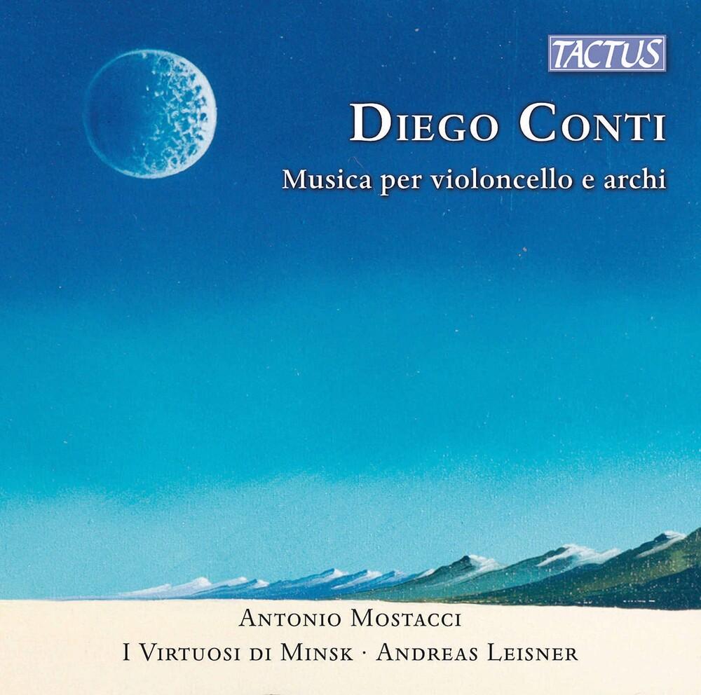 Conti / Mostacci / Leisner - Musica Per Violoncello E Archi